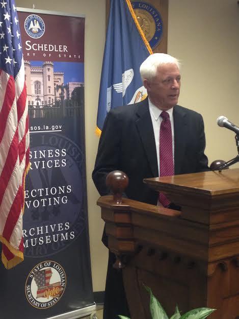 Attorney General Buddy Caldwell