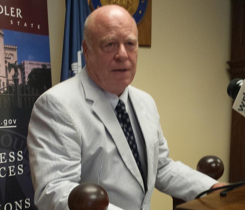 Bob Lang, U.S. Senate candidate