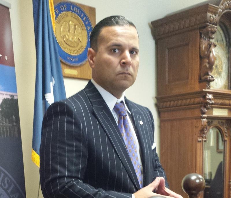 Josh Pellerin, U.S. Senate candidate