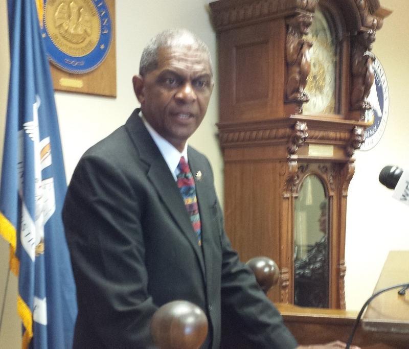 Rev. Peter Williams, U.S. Senate candidate