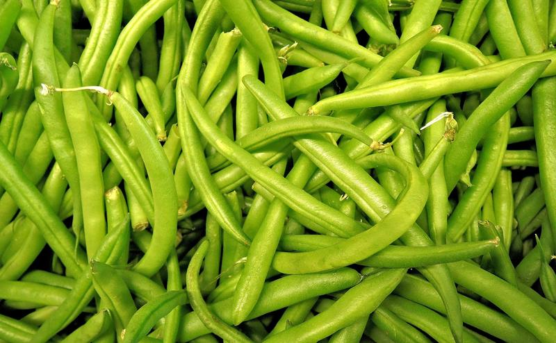 These are green beans.
