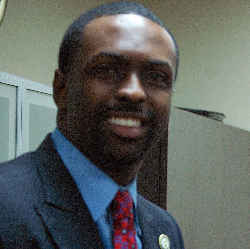 State Rep. Ted James