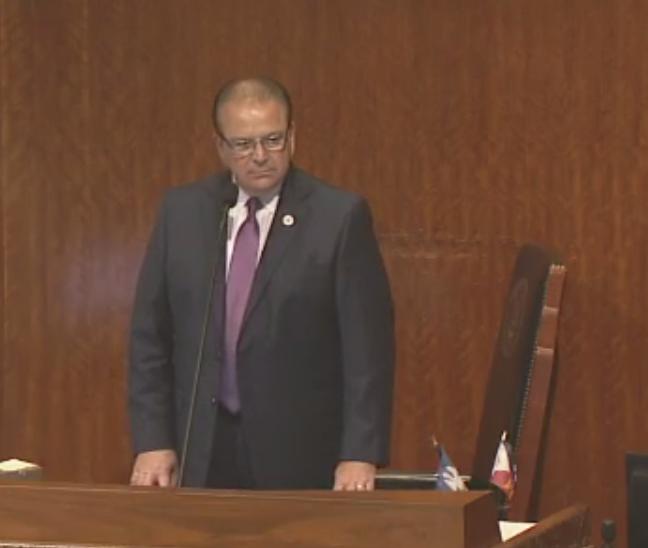 House Speaker Taylor Barras