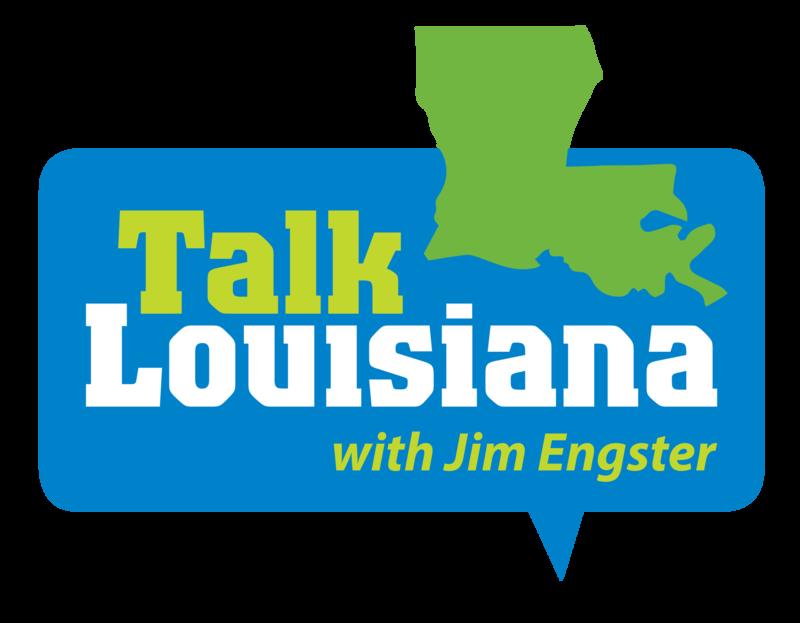 Talk Louisiana logo