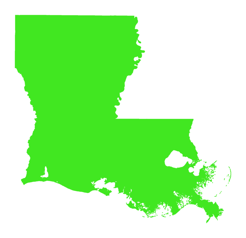 Green Louisiana