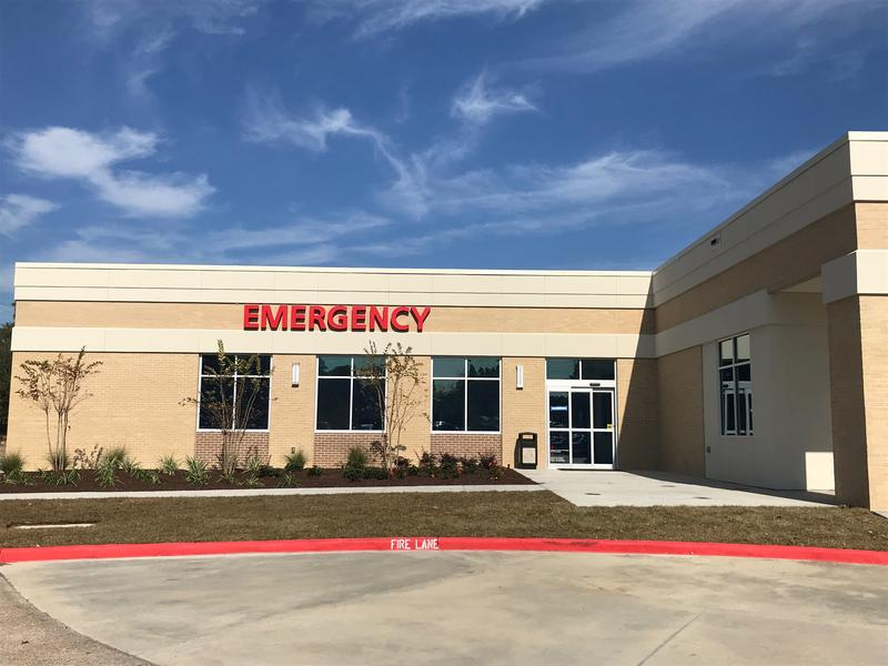 Our Lady Of The Lake Baton Rouge >> New Emergency Room Opens In North Baton Rouge Wrkf