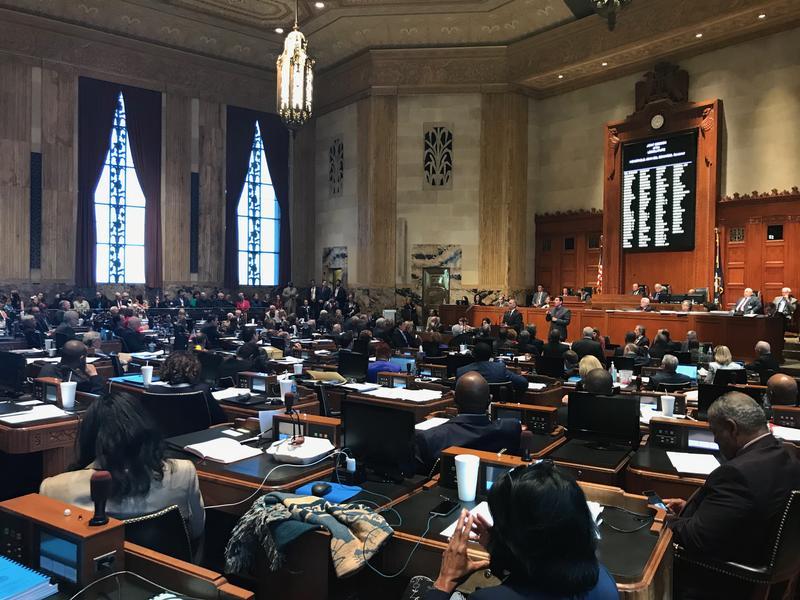 Gov. John Bel Edwards addressed members of Louisiana's Legislature on Monday, March 12, marking the beginning of the 2018 regular Legislative session.