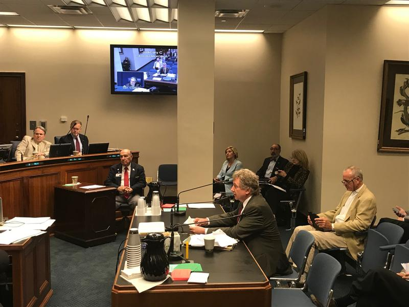Senator John Milkovich (D-Shreveport) presented his bill to ban abortions after 15 weeks to the Senate Judiciary C committee Tuesday, April 17th.