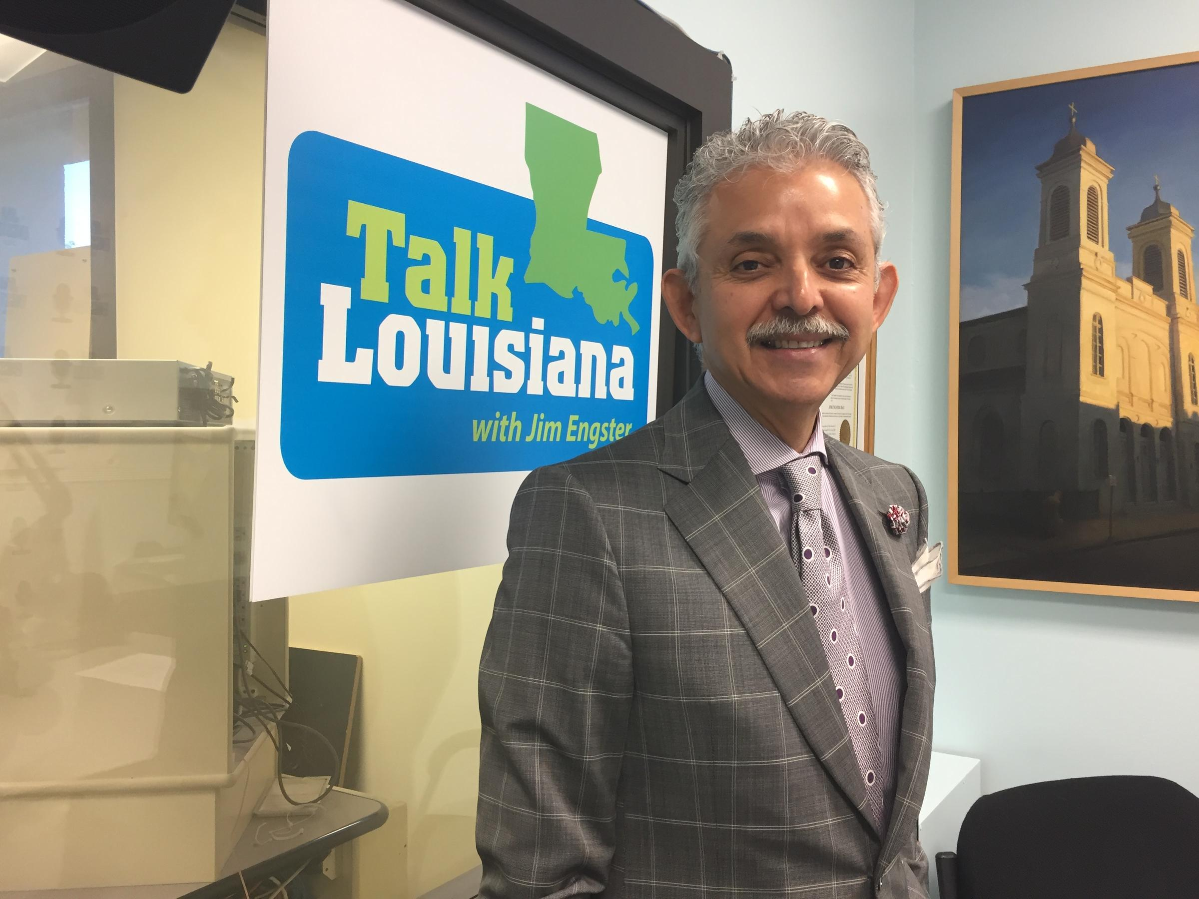 Manuel Martinez, Baton Rouge's world-renowned tailor | WRKF