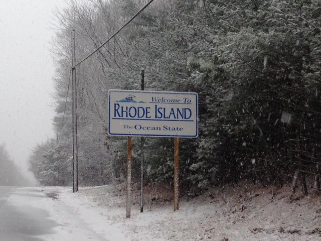 Springtime Snow On The Way For Rhode Island