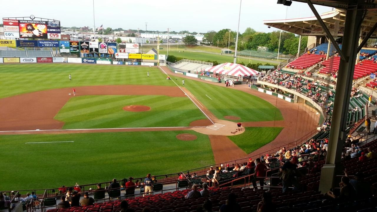Rhode Island Red Sox New Stadium