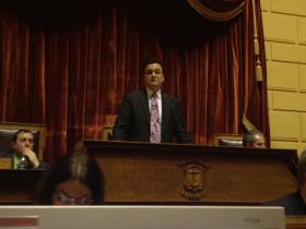 House Speaker Gordon Fox