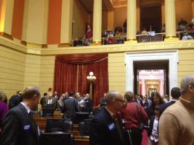 Full gallery for statehouse same sex marriage vote.