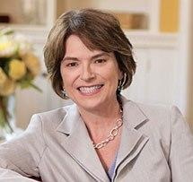 Brown University President Christina Paxson