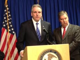 """Neronha says federal prosecutors try to go after the """"worst of the worst."""""""