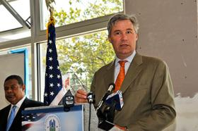 US Senator Sheldon Whitehouse from Rhode Island