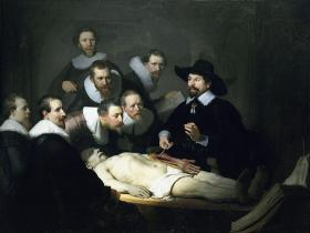 "Rembrandt's ""The Anatomy Lesson"""