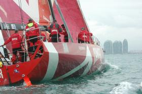 Volvo Ocean Race - Photo via Flickr Creative Commons