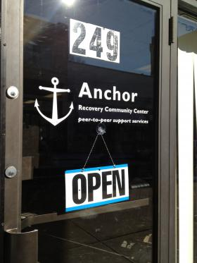 Anchor Community Recovery Center, downtown Pawtucket
