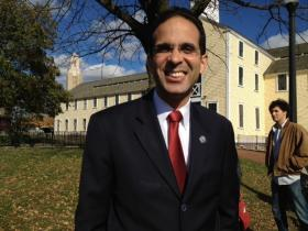 Providence Mayor Angel Taveras