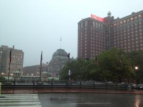 Downtown Providence RI