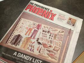 Providence Phoenix Newspaper