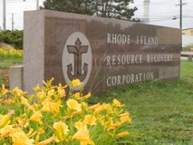 Rhode Island Resource Recovery Corporation Front Entrance