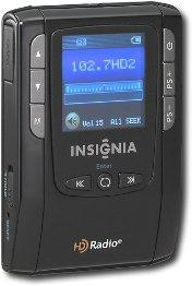 Insignia portable HD Radio