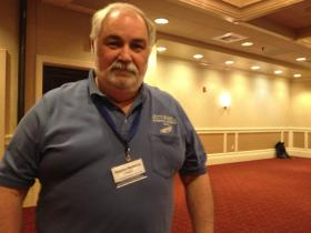 Steve Medeiros, President of the Rhode Island Saltwater Anglers Association, says his organization is planning for climate change.