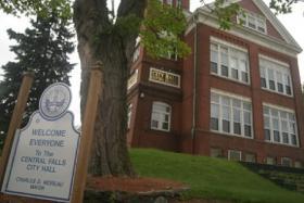 Central Falls City Hall