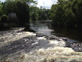 The Pawtuxet River expected to reach 11 feet by Wednesday.
