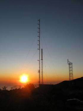 Broadcast Peak in Santa Barbara CA