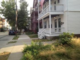 A dozen crimes were reported on Oakland Avenue in Smith Hill in July of 2012.