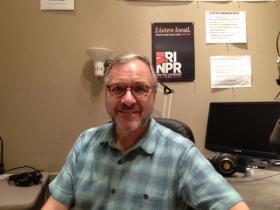 Rhode Island International Film Festival executive director George Marshall