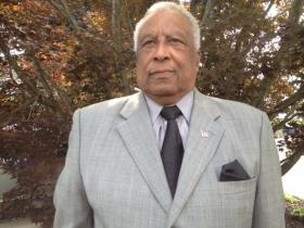 RI resident Cliff Monteiro was one of more than a quarter of a million people at the 1963 March on Washington.