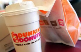 Dunkin Donuts is phasing out it's iconic Styrofoam cup as communities begin to ban them.