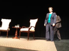 Supreme Court Justice Elena Kagan visits Rhode Island and spills some secrets about how the court works.