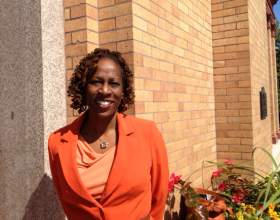 Naomi Thompson was appointed in 2012 to lead the URI Office of Community, Equity and Diversity.
