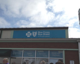 Blue Cross Blue Shield of Rhode Island opens a retail store in Warwick.