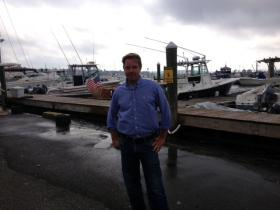 Andy Tyska, the owner of Bristol Marine.