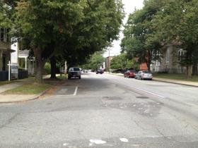 Bristol's original wide streets