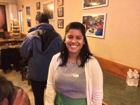 Shelby Maldonado, councilor-elect in Central Falls