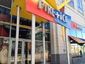 Fire   Ice restaurant was one of several to offer free meals to vets on Veterans Day.