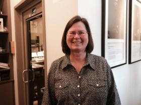 Karen Castagno, head of the education school at Rhode Island College.
