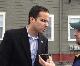 Providence mayor Angel Taveras is currently running for Governor.