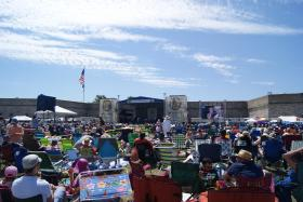 The 2013 Newport Jazz Festival at Fort Adams state park