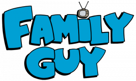 "Logo for the Fox show ""Family Guy"" set in Rhode Island."