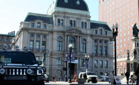 Providence Mayor Angel Taveras will be vacating the mayor's office, and who steps into the role is still anyone's guess.