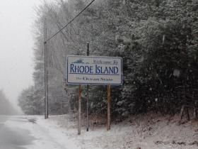 Rhode Island has already seen a little snow this season, but that doesn't mean we'll see a White Christmas.
