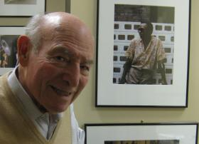 "Newport Folk Festival founder George Wein says Pete Seeger's legacy will be ""the power of song."""